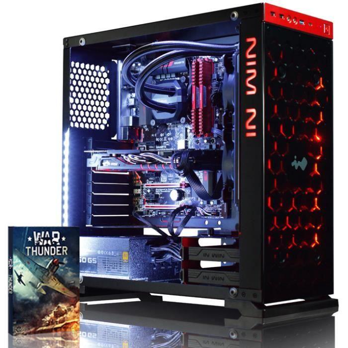 Vibox Armageddon Rs570 61 Pc Gamer Ordinateur avec Jeu Bundle (4,0Ghz Intel i3 Quad Core Processeur, Msi Radeon Rx 570 Carte Graphiq