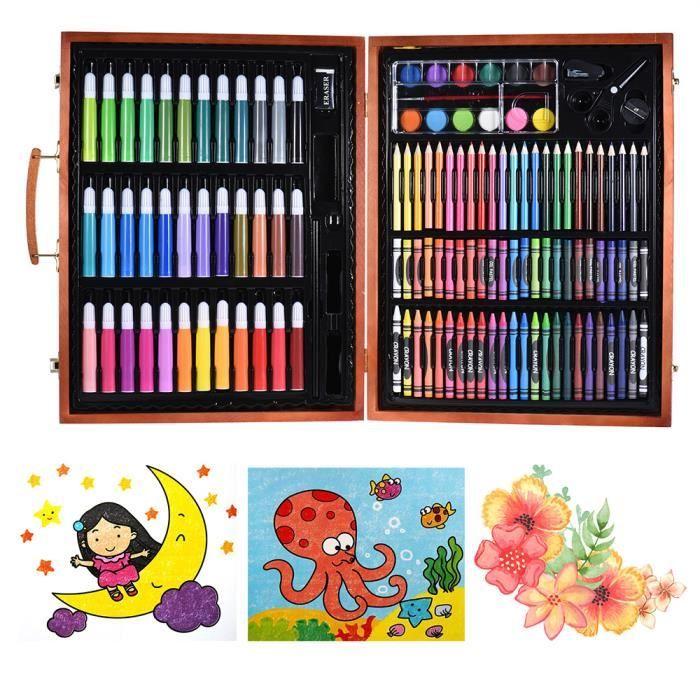 FOURNITURES ARTISTIQUES pour enfants Crayola Mon premier portable tableau noir Kit