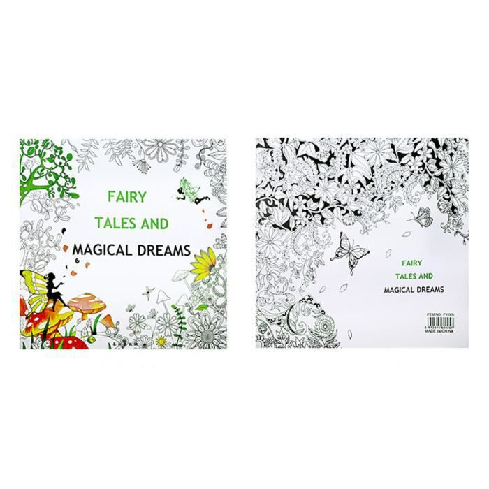 Fun Adulte Coloriage Book Designs Stress Soulagement Colorier Livre
