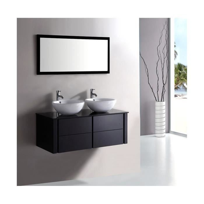 meuble salle de bain profondeur 45 cm achat vente. Black Bedroom Furniture Sets. Home Design Ideas