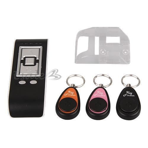 3 en 1 led porte cl s siffleur key finder keyri achat vente retrouve cl s bagages. Black Bedroom Furniture Sets. Home Design Ideas