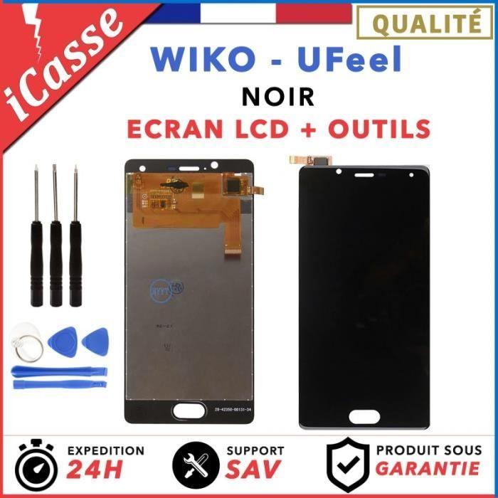 ECRAN DE TÉLÉPHONE LCD + Ecran tactile assemblés Wiko Ufeel U Feel NO
