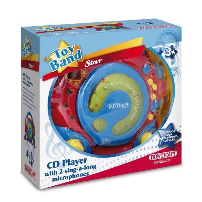 RADIO CD ENFANT BONTEMPI Leteur de CD