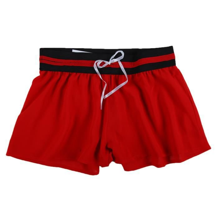 ROBE Christian Cole Femmes Hot pants Rouge CC101162 [M]