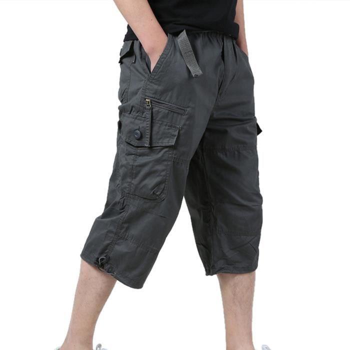 Deuxsuns®Été Homme lâche baggy Pantalons