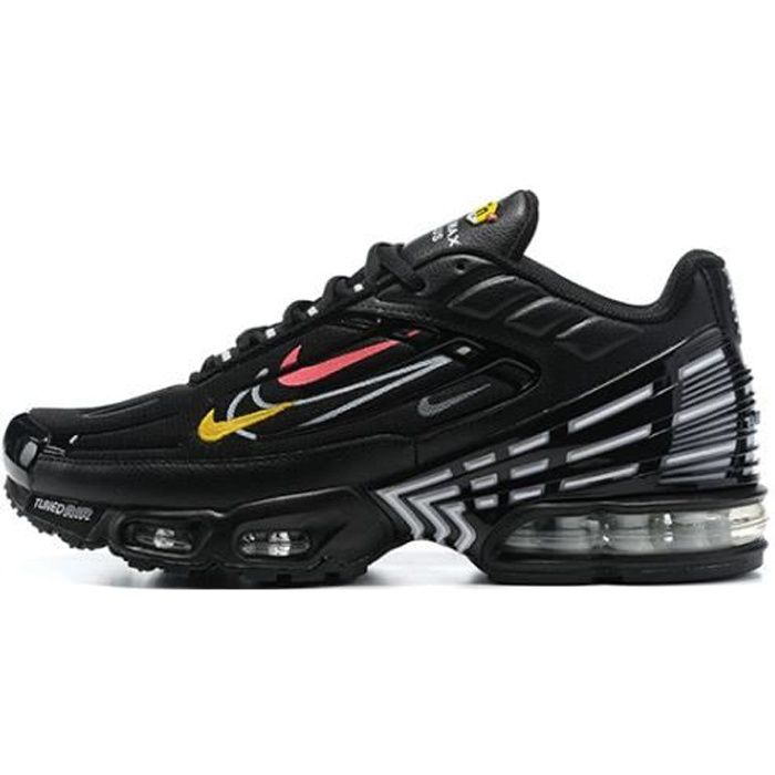 Basket NIKEs AIRs MAX TN Plus 3 TxT Chaussures de Running Homme ...
