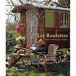 LIVRE ARTS DÉCORATIFS Les Roulottes