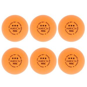 BALLE TENNIS DE TABLE 6pcs Balle De Ping-pong 40 + Mm 3 étoiles Balles D