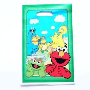 POCHETTE CADEAU Version Sesame Street - 20 Pcs-Lot Sac Cadeau Bébé