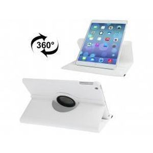 HOUSSE TABLETTE TACTILE 360 Air classic housse iPad Air (Blanc)