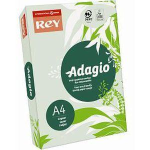 PAPIER IMPRIMANTE Papier A4 Adagio Rey 80g couleur vert
