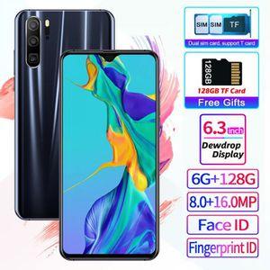 SMARTPHONE Noir P30 pro smartphones 6.3
