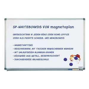TABLEAU - PAPERBOARD magnetoplan tableau blanc SP, (L)600 x (H)450 m…