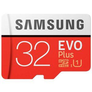 CARTE MÉMOIRE Carte Mémoire Micro SD 32 GB SAMSUNG  - M3739
