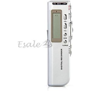 DICTAPHONE - MAGNETO. 8Go LCD Enregistreur Numérique Vocal Voix Dictapho