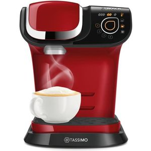 MACHINE À CAFÉ BOSCH TASSIMO My Way TAS6003 - Rouge