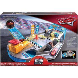 circuit jeu voitures disney pixar cars flipper mini vehicules enfants 4 ans et plus 8 6 x 45 7 x. Black Bedroom Furniture Sets. Home Design Ideas