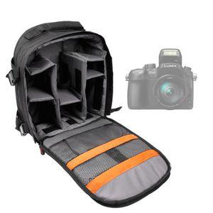 SAC PHOTO Sac à dos modulable pour Panasonic G6, FZ72, LZ30