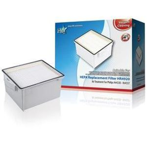 PIÈCE TRAITEMENT AIR HEPA REPLACEMENT FILTER HR4920 HQ HR4920-HQN