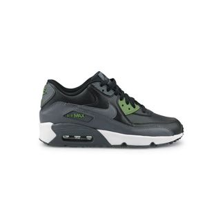 BASKET Basket Nike Air Max 90 Ltr Junior Noir 833412-008