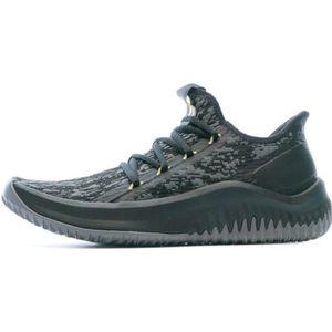 Chaussures de basket grises homme Adidas Dame DOLLA