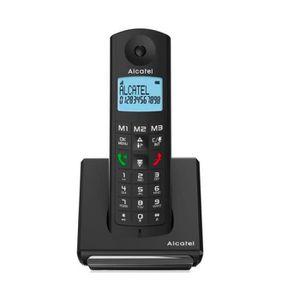 Téléphone fixe Téléphone fixe sans fil Alcatel F690
