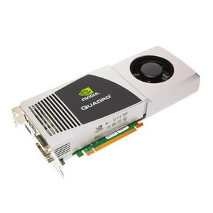 CARTE GRAPHIQUE INTERNE Carte Graphique NVIDIA Quadro FX5800 PCI-E 4Go GDD