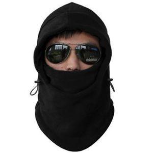 CAGOULE - TOUR DE COU Polaire Sport Moto Cagoule Ski Masque Visage Capuc