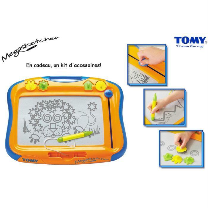 Tomy Megasketcher + kit accessoires