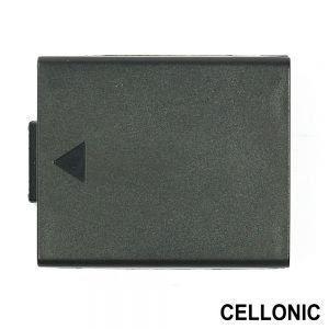 CGA-S002E Batterie pour Panasonic Lumix DMC-FZ1 / DMC-FZ2 / DMC-FZ3 / DMC-FZ4 / DMC-FZ5 / DMC-FZ10 / DMC-FZ15 / DMC-FZ20 (680mAh
