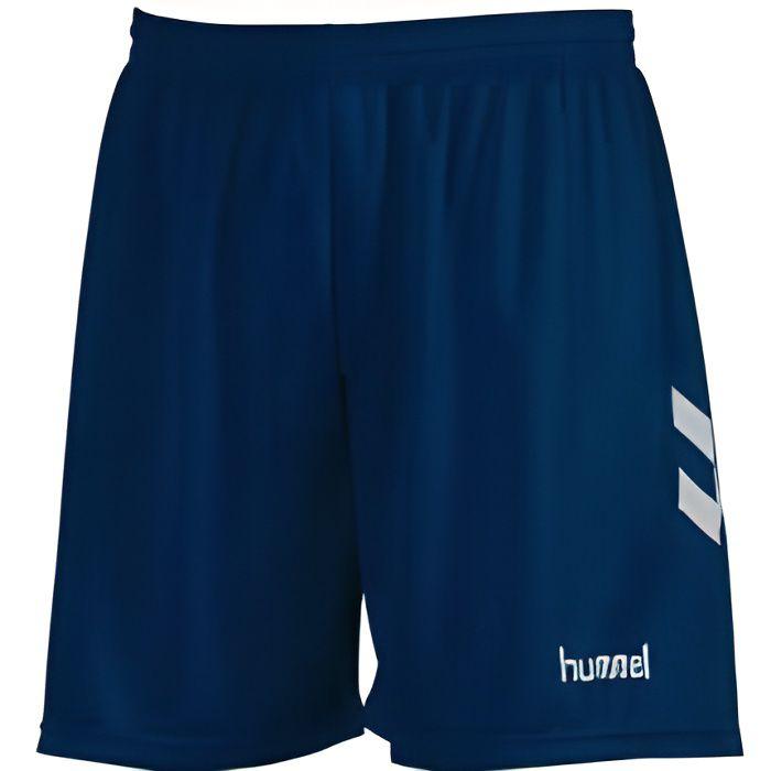 Short HUMMEL CLASSIC Bleu Marine / Blanc