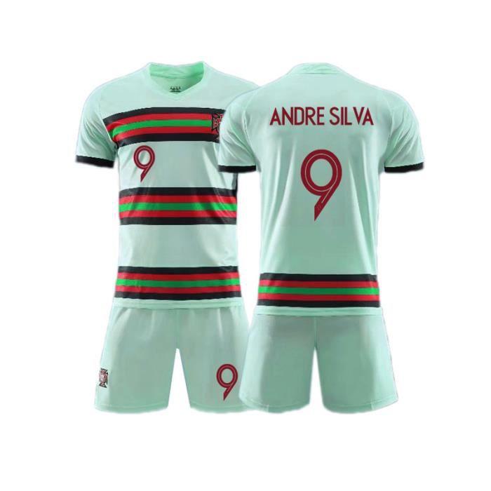 922 maillot de l'équipe nationale du Portugal No. 7 c roo football maillots maillots d'entraînement de match personnalisés costum