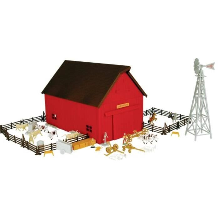 Figurine Miniature TOMY BEKJE Farm Country Western Set Ranch