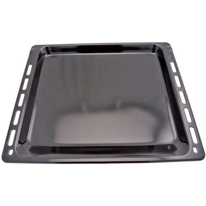 Lèche frite / plaque patisserie en métal 448x378mm (58469-19662) - Four, cuisinière - WHIRLPOOL, BAUKNECHT, IGNIS, IKEA WHIRLPOOL,