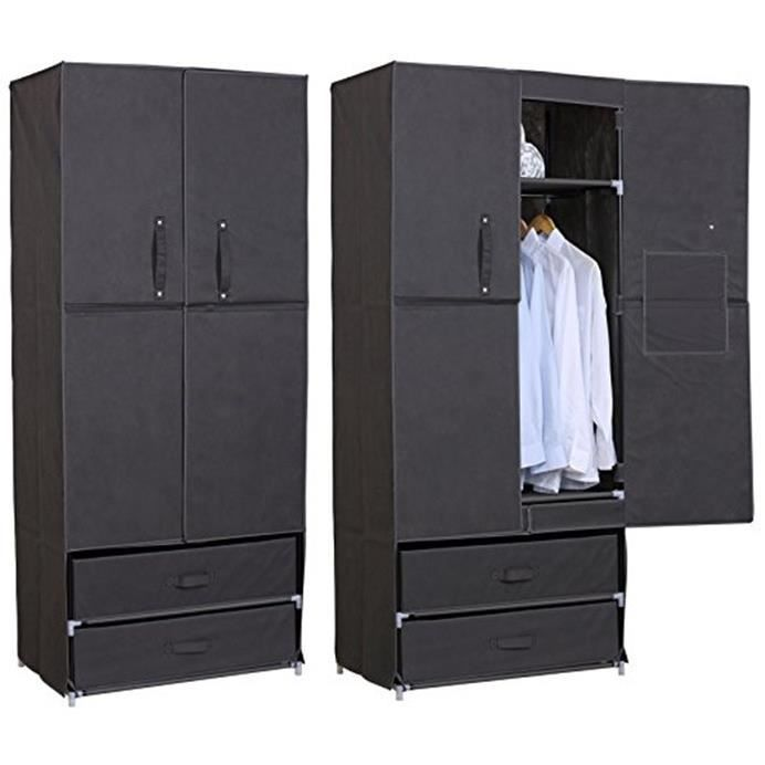 armoire chambre penderie dressing accueil design et mobilier. Black Bedroom Furniture Sets. Home Design Ideas