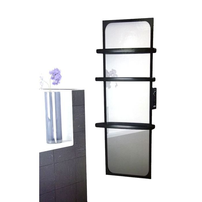 seche serviette calor en verre thermalis achat vente chauffage d 39 appoint cdiscount. Black Bedroom Furniture Sets. Home Design Ideas