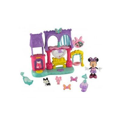 UNIVERS MINIATURE FISHER PRICE Minnie - Salon de Bow-Té