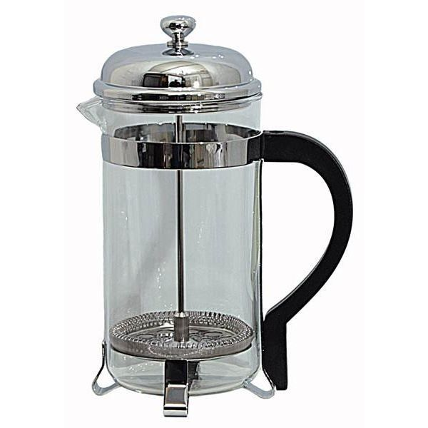 Jd diffusion cafetiere a piston 1l 8 tasses achat - Cafetiere a piston avis ...
