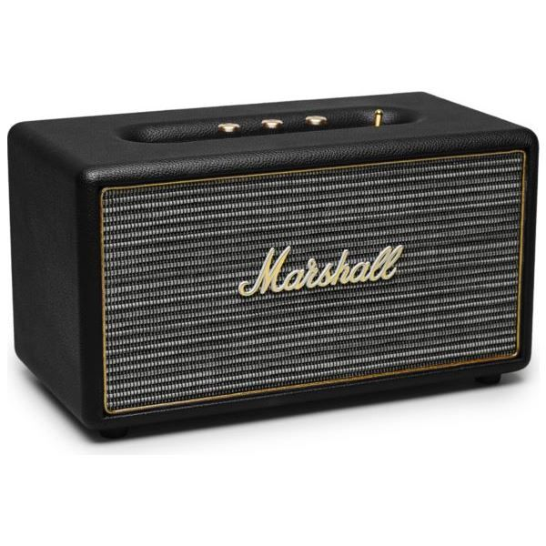 enceinte marshall stanmore noir enceintes bluetooth. Black Bedroom Furniture Sets. Home Design Ideas