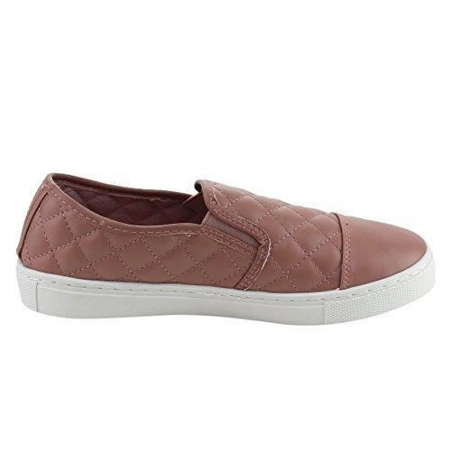 Fi37 Comfort Slip On Sneakers matelassée OE3PF Taille-41