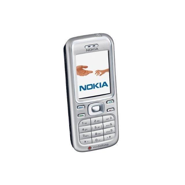 Téléphone portable NOKIA 6234 GRIS DEBLOQUE DESTOCKAGE