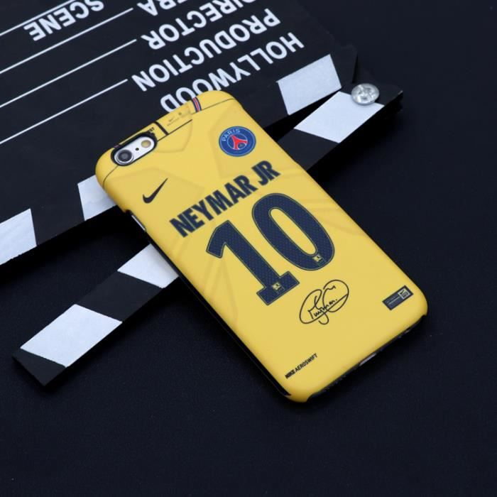 coque iphone 7 neymar psg