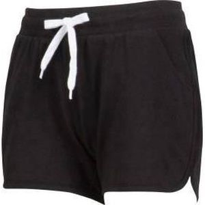 ATHLI-TECH Short Balie fille - Noir