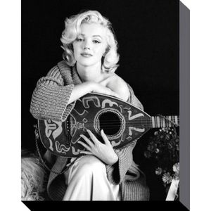 tableau marilyn monroe achat vente tableau marilyn monroe pas cher cdiscount. Black Bedroom Furniture Sets. Home Design Ideas