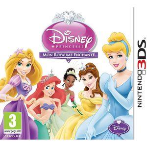 JEU 3DS Disney Princesse : Mon Royaume Enchanté 2DS-3DS