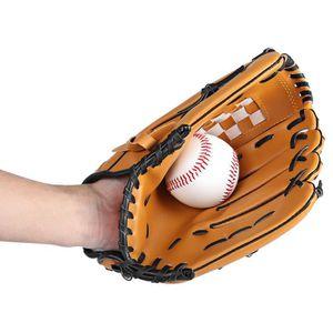 "J/&m Valle Droitier Professionnel 12/"" Cuir Tanné gant de base-ball Mitt NEUF *"