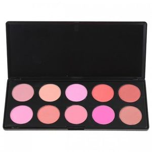 FARD A JOUE - BLUSH  Femme Palette De Contour Poudre De Maquillage Pro