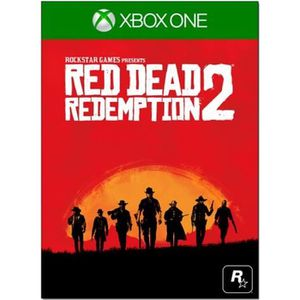 JEU XBOX ONE Red Dead Redemption 2 Xbox One