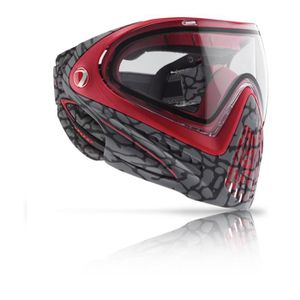 MASQUE - LUNETTES SKI Paintball.Masque Dye I4 thermal Skinned Rouge