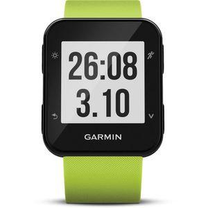 Montre connectée sport Montre GARMIN - Forerunner 35 HR Montre - Citron v